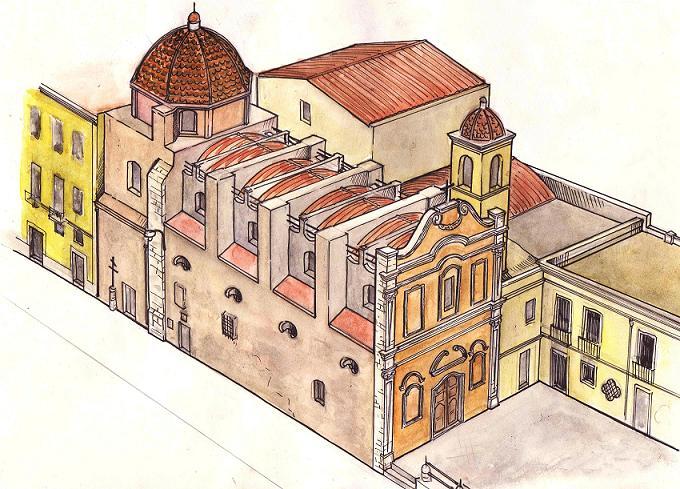 Sant'Efisio di Stampace - Cagliari