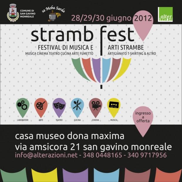 Stramb Fest 2012