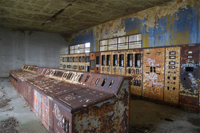 Centrale Elettrica di Sante Caterina
