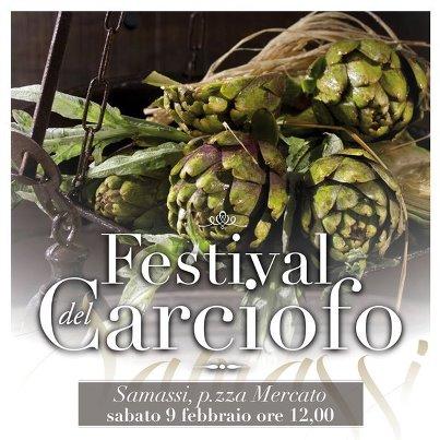 Festival del Carciofo di Samassi - Edizione 2013