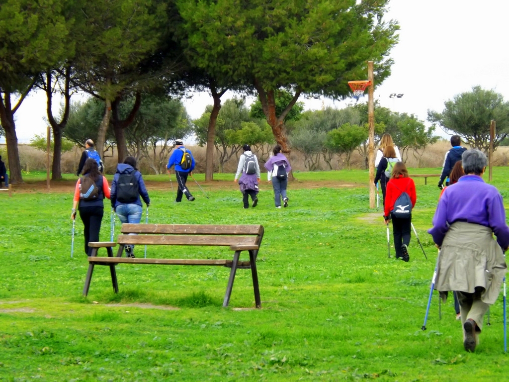 Nordic Walking a Cagliari