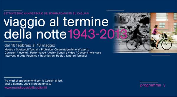 Viaggio al termine della notte - Cagliari