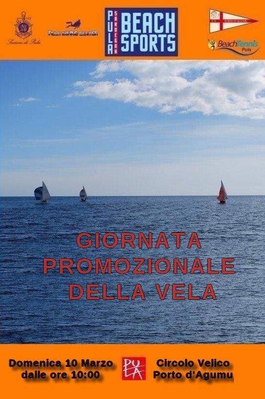 Pula Beach Sports - Giornata promozionale della vela