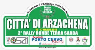 2° Rally Ronde città di Arzachena