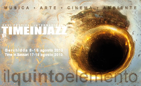 Time in Jazz 2013