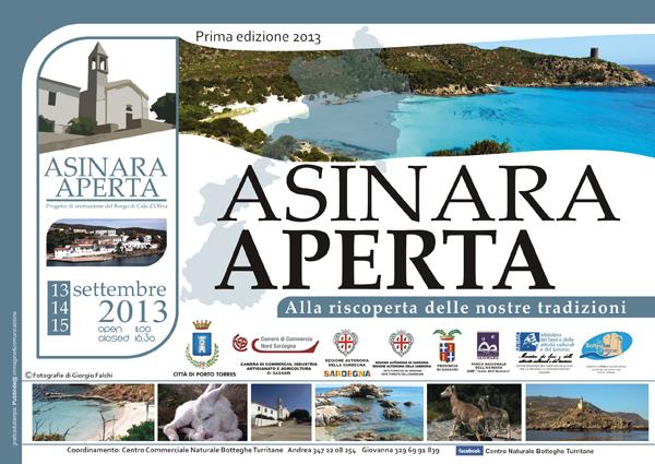 """""""Asinara aperta"""" 2013"""
