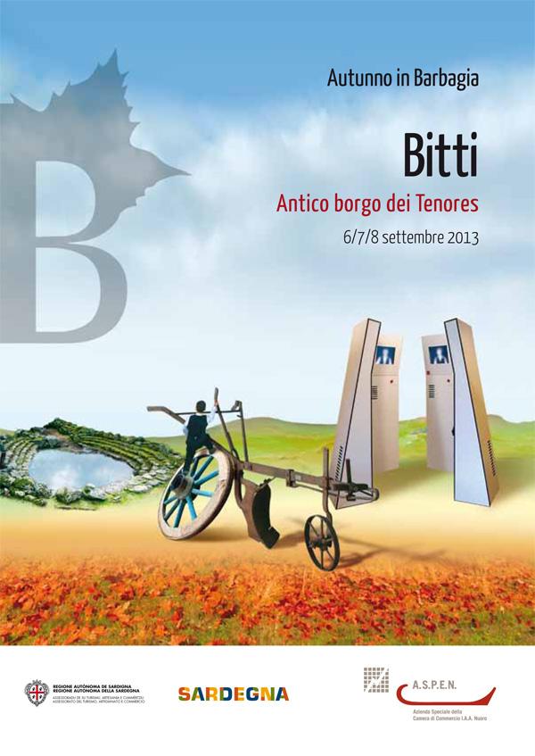 Autunno in Barbagia 2013 - A Bitti dal 6 all'8 Settembre