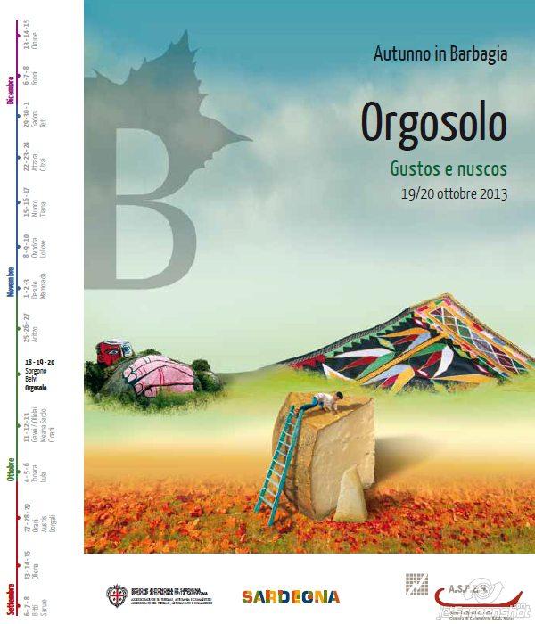Autunno in Barbagia 2013 a Orgosolo – Dal 19 al 20 Ottobre