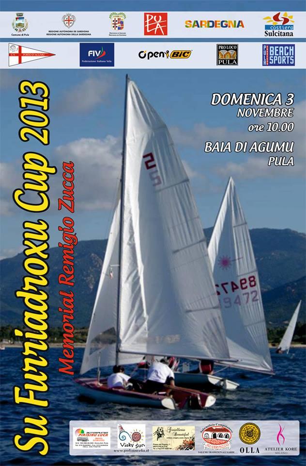 Su Furriadroxu Cup 2013 - A Pula - Circolo Velico di Porto Agumu
