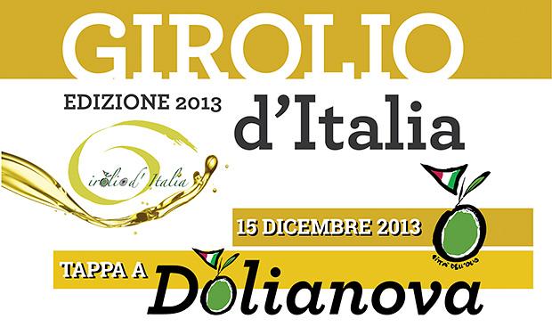 A Dolianova il Girolio d'Italia 2013