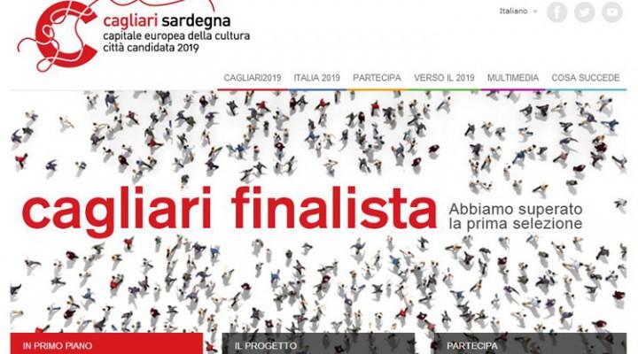 Cagliari Capitale Europea della Cultura 2019