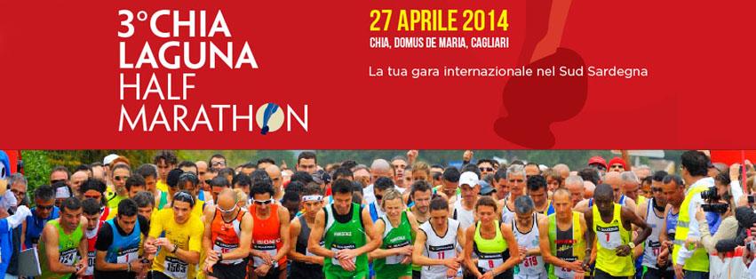 Chia Laguna Half Marathon - 27 Aprile 2014