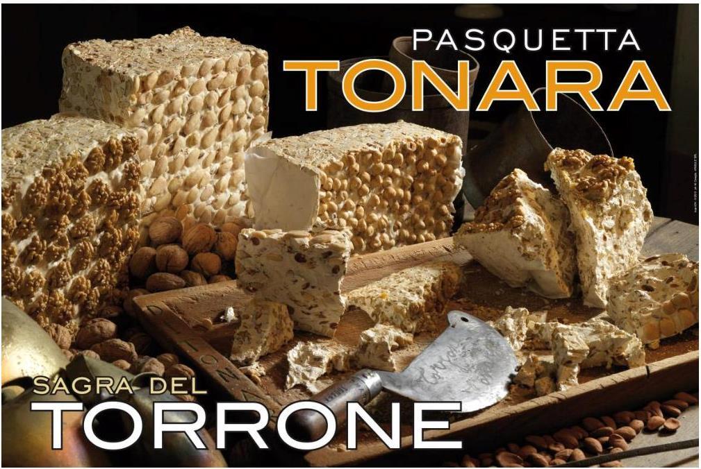Sagra del Torrone di Tonara 2014