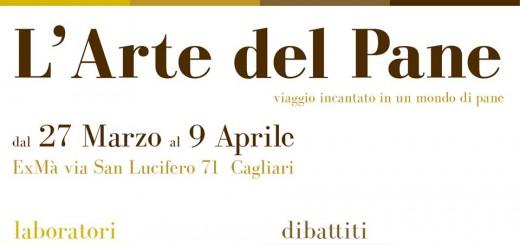 L'arte del pane - A Cagliari dal 27 Marzo al 9 Aprile 2014