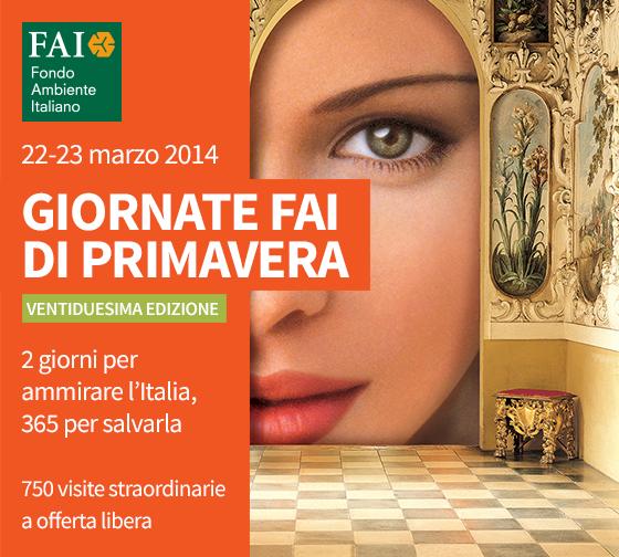 Giornate FAI di Primavera in Sardegna – 22 e 23 Marzo 2014