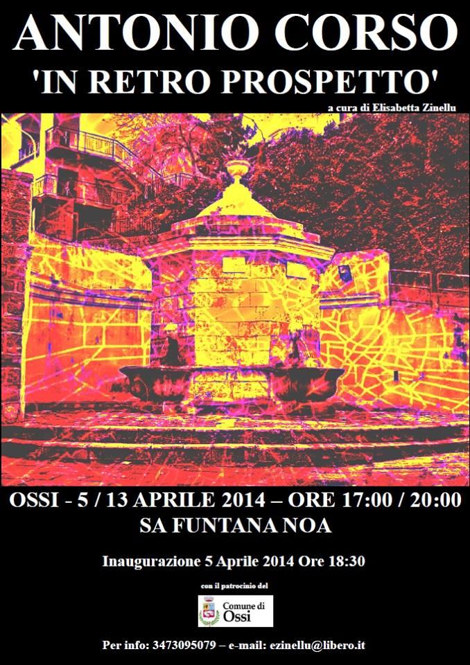 """""""In Retro-Prospetto"""" - Dal 5 al 13 Aprile"""