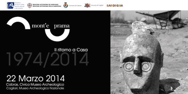 Mostra dei Giganti di Monte Prama - A Cagliari e a Cabras