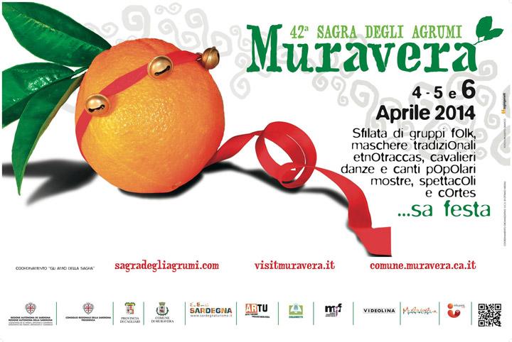 Sagra degli Agrumi - A Muravera dal 4 al 6 Aprile 2014