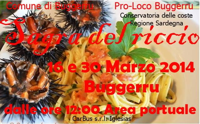Sagra del Riccio di mare 2014 a Buggerru