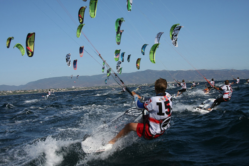 Kiteboard Racing World Championship - A Cagliari dal 12 al 18 maggio 2014
