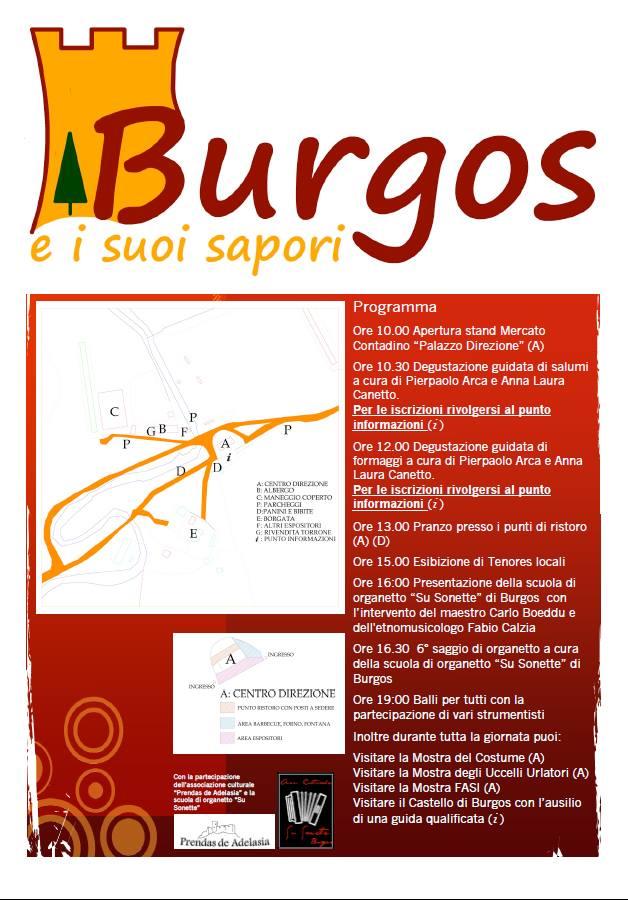 1° Mercato Contadino: Burgos e i suoi Sapori