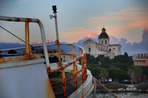 Pesca e pescherecci a Cagliari