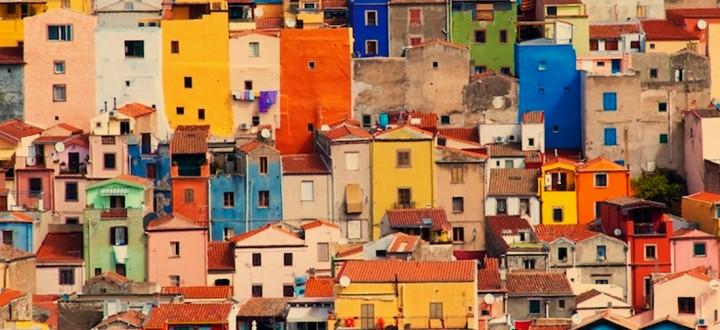 Uno scorcio di Bosa (foto www.bosatour.it)
