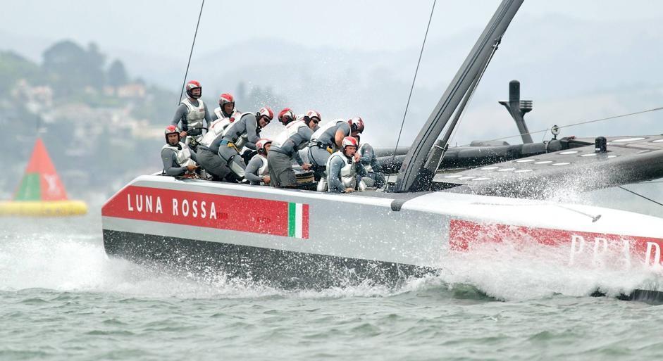 Roma 2024: è Cagliari la candidata ad ospitare le regate delle Olimpiadi
