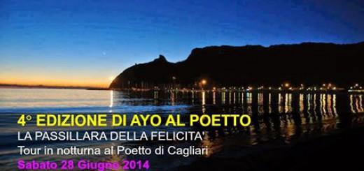 Quarta edizione di Ajo' al Poetto - Sabato 28 Giugno 2014