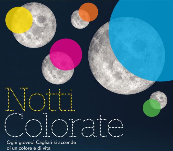 Notti Colorate 2014 a Cagliari: shopping ma anche tanta cultura