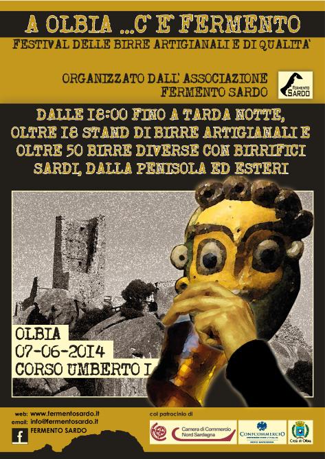 A Olbia... c'è Fermento - Festival delle Birre artigianali di qualità