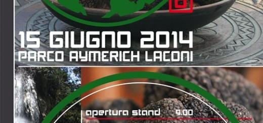 Sagra del tartufo di Sardegna - A Laconi il 15 Giugno 2014