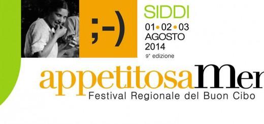 Appetitosamente 2014: il Festival Regionale del Cibo - A Siddi dall'1 al 3 Agosto