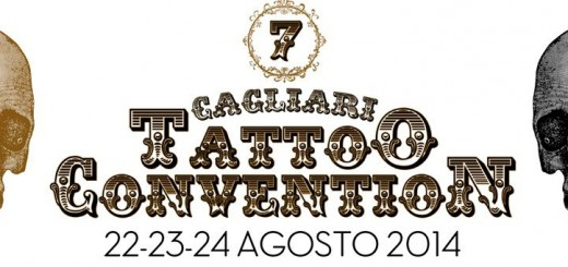 Cagliari Tattoo Convention 2014 - Dal 22 al 24 Agosto