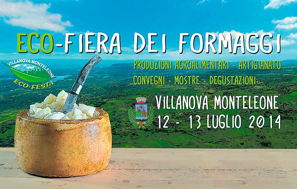 Eco-Fiera dei Formaggi a Villanova Monteleone