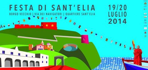 Festa di Sant'Elia a Cagliari - Sabato 19 e Domenica 20 Luglio 2014