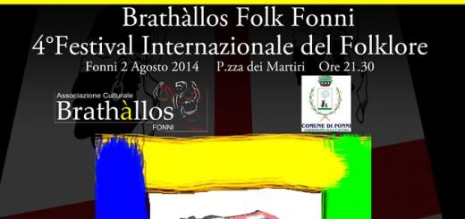 4° Festival Internazionale del Folklore a Fonni