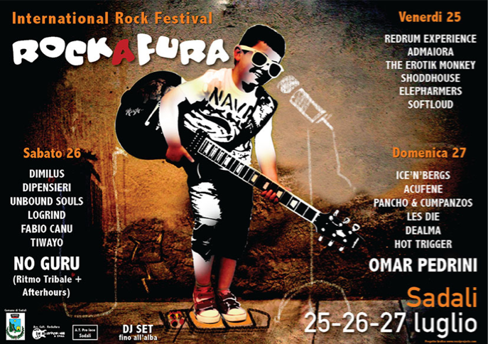 Lineup Rock a Fura – International Rock Festival