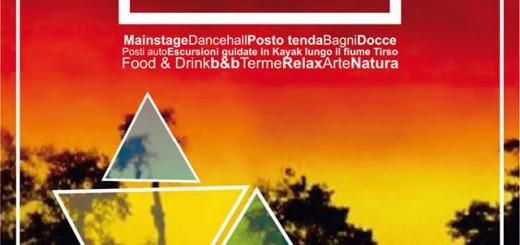 Reggae Fest Fordongianus 2014 - Dal 18 al 20 Luglio