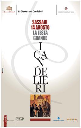 Sassari: la Festa dei Candelieri 2014