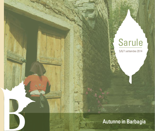 Sarule - Autunno in Barbagia 2014