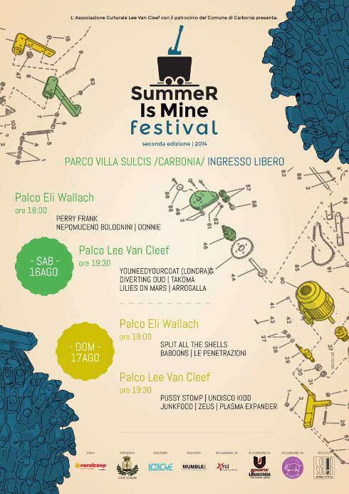 Summer Is Mine Festival 2014