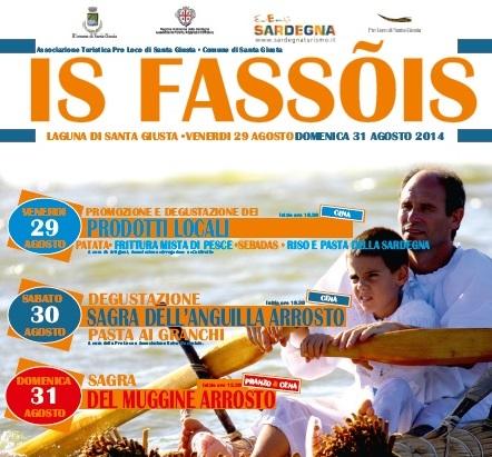 La regata de Is Fassonis 2014