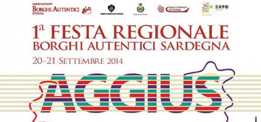 Festa Regionale Borghi Autentici Sardegna - Ad Aggius il 20 e 21 Settembre 2014