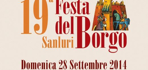 19^a Festa del Borgo a Sanluri - Domenica 28 Settembre 2014