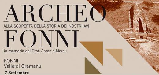 ARCHEO FONNI - Domenica 7 Settembre 2014