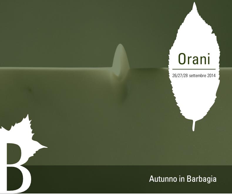 Autunno in Barbagia 2014 ad Orani