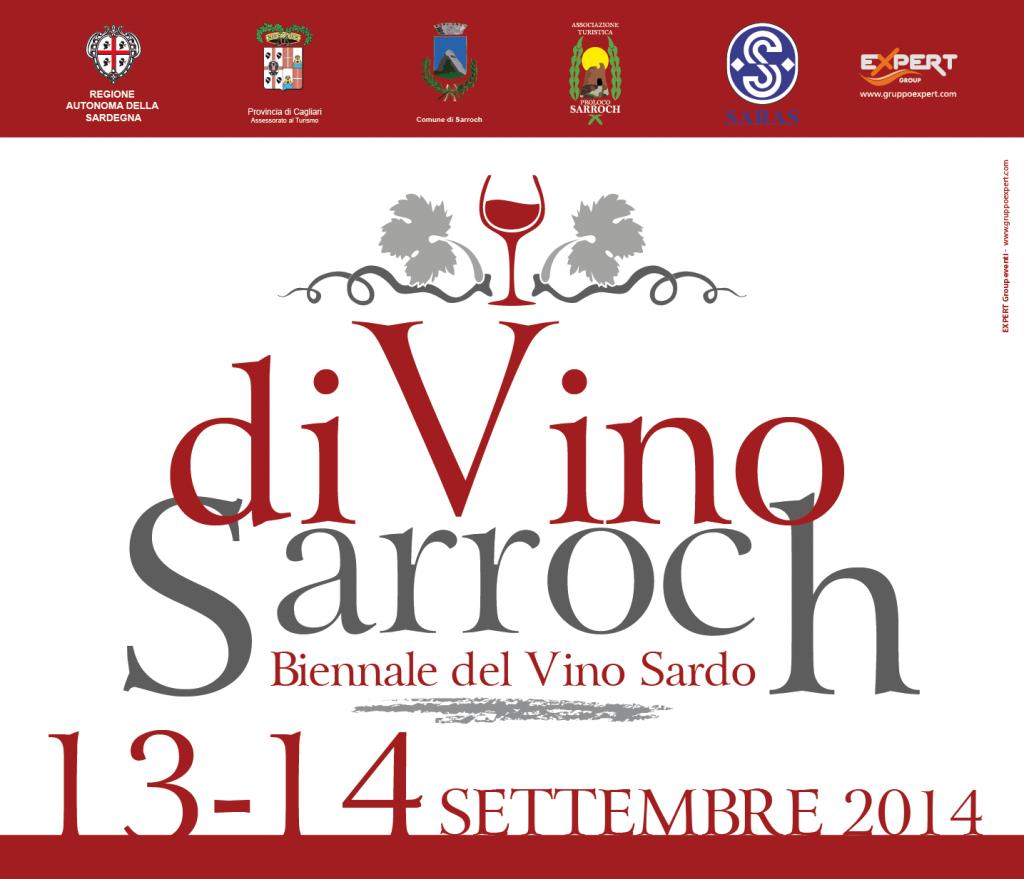 Biennale Sarroch diVino - A Sarroch il 13 e 14 Settembre 2014