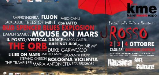 8^a edizione Karel Music Expò - A Cagliari dal 2 al 4 Ottobre 2014