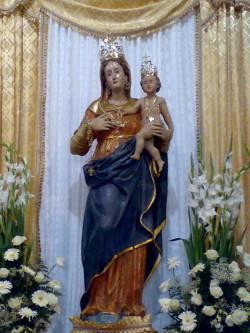 Santa Mariaquas e Rassegna Folk - A Sardara